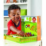 Learning Resources Developmental Toys - Veggie Farm Sorting Set