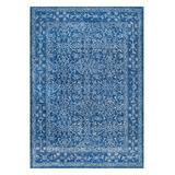 nuLOOM Indoor Rugs Dark - Dark Blue Waddell Rug