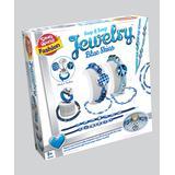 Small World Toys Craft Kits - Blue Skies Snap & Swap Jewelry Set