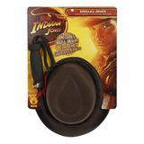 Rubie's Boys' Masks and Headgear - Indiana Jones Hat & Whip