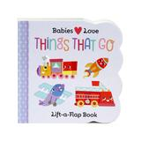 Cottage Door Press Board Books - Things That Go Board Book