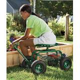 Plow & Hearth Gardening Tools - Scoot-N-Do Caddy