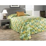 Bay Isle Home™ Tiana Bedspread, Size 102.0 H x 118.0 W x 1.0 D in   Wayfair D1313F5E36A64D479BB1105C22566FDB
