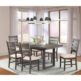 Sullivan 7PC Dining Set- Table & 6 Side Chairs - Picket House Furnishings DSW100S7PC
