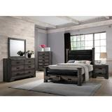 Grayson Queen Storage Poster Bed - Picket House Furnishings NH150QB