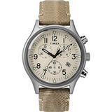 Timex MK1 Natural Dial Canvas Strap Men's Watch TW2R68500