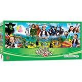 MasterPieces Licensed Panoramic 1000 Puzzles Collection - Wizard of Oz Pano 1000 Piece Jigsaw Puzzle