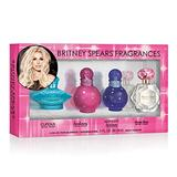 Britney Spears Britney Spears Fragrances By Britney Spears for Women - 4 Pc Gift Set 1oz Curious Edp Spray, 1oz Fantasy Edp Spray, 1oz Midnight Fantasy Edp Spray, 1oz Private Show Edp Spray, 4count