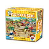 Cobble Hill Puzzles - Construction Zone 36-Piece Floor Puzzle
