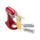 KitchenAid - Three-Piece Pasta Roller & Cutter Set