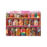 Cobble Hill Puzzles - Candy Counter 350-Piece Family-Size Puzzle