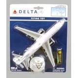 Daron Worldwide Toy Planes - Delta Flying Airplane