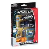 Daron Worldwide Toy Cars and Trucks - Police Department Play Set