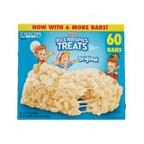 Kellogg's Bars - 60-Ct. Rice Krispies Treats