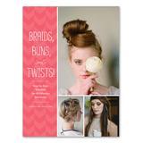 Chronicle Books Girls' Wellness Books - Braids, Buns, and Twists! Paperback