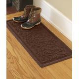 Aqua Shield Indoor Rugs Dark - Dark Brown Fall Day Aqua Shield Boot Tray