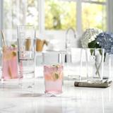 Darby Home Co Carina Monogrammed Tritan 13 oz. Plastic Drinking Glass Plastic, Size 6.0 H x 3.25 W in | Wayfair FA072C5800B7412E9A030DDA2AF5B71B