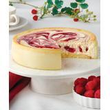 Junior's Cheesecake Snack Cakes - Raspberry Swirl Cheesecake