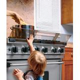 Prince Lionheart Baby Proofing Tools - Adjustable Stove Guard
