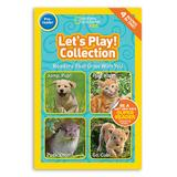 National Geographic Picture Books - Let's Play Pre-Reader Four-Title Paperback Collection