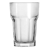 Anchor 7732U New Orleans Beverage Glass, Rim - Tempered, 12 oz.