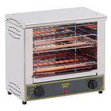 Equipex BAR-200 Countertop Commercial Toaster Oven w/ (2) Racks, 208-240v/1ph