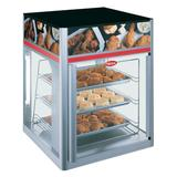 "Hatco FSD-2X 22 21/50"" Heated Pizza Merchandiser w/ 3 Levels, 120v"