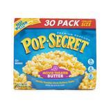 Pop Secret Popcorn 30 - 30-Ct. Movie Theater Butter Premium Popcorn Set