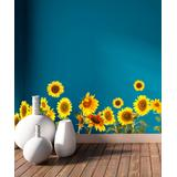 WallPops! Decals Yellows - Sunflowers Border Decal Roll