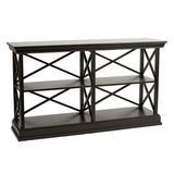 Bourdonnais Double Bookcase - Short - Ballard Designs