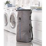 Vanderbilt Home Hampers Grey/ - Gray & Black Duffel Backpack