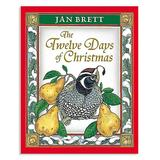 Penguin Random House Picture Books - The Twelve Days of Christmas Board Book