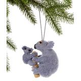 The Silk Road Bazaar Ornaments - Koala Handmade Wool Ornament
