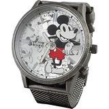 Disney Mickey Mouse Men's Metal Watch
