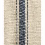 Primitives by Kathy - Cream & Blue Stripe Fabric