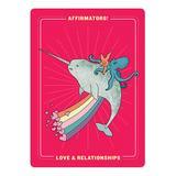 Knock Knock Note Cards - Affirmators! Love & Romance Affirmation Card Set