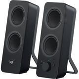 Logitech Z207 Bluetooth Computer Speakers (Black) 980-001294