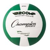 Champion Sports VB Pro Comp Series Volleyball, Green