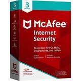 McAfee INTERNET SECURITY 3DEVICE 2018