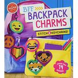 Klutz Bff Backpack Charms, Multicolor