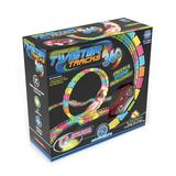 Mindscope Toy Building Sets - Twister Tracks 360 Emergency Vehicle Set