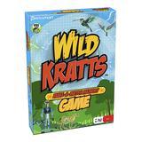 Pressman Toy Board Games - Wild Kratts Make A Match Game