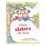 Chronicle Books Board Books - What Sisters Do Best Board Book