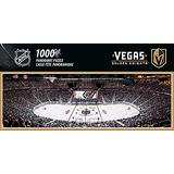 MasterPieces NHL Panoramics 1000 Puzzles Collection - Vegas Golden Knights Panoramic NHL Panoramics 1000 Piece Jigsaw Puzzle