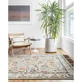 Bungalow Rose Bothell Hand-Hooked Wool Carbon/Brown/Gray Area Rug Wool in Black/Brown/Gray, Size 18.0 H x 18.0 W x 0.5 D in | Wayfair