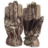 Men's Huntworth Waterproof Classic Hunting Gloves, Size: Large, Green