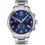 Chrono Xl Classic Chronograph - Blue - Tissot Watches