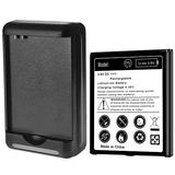 Power 3500mAh Rechargeable Li-ion Battery External Dock Wall USB Charger for MetroPCS Samsung Galaxy On5 G550T1 Smartphone - Long Lasting
