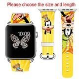 Apple Watch Band 42MM + Stainless Steel Connector Apple Watch Band 38MM iWatch Band for Apple Watch 42mm iWatch Band for Apple Watch 38mm Series 1 Series 2 Series 3 (38mm S/M)