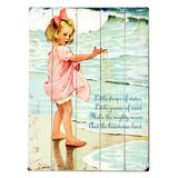 ArteHouse Decorative Plaques Multi - Little Things Wood Wall Art
